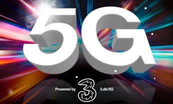 Teleselskabet 3 klar med 5G – gratis i mobilabonnementer
