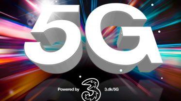 5G bredbånd klar hos 3 og Oister – så billigt er det