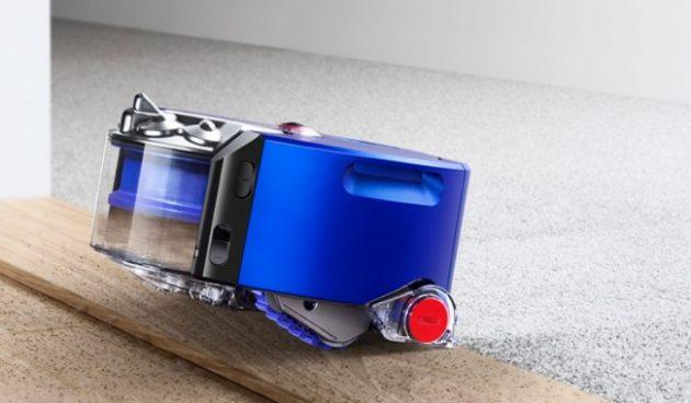 bedste robotstøvsuger dyson 360 heurist