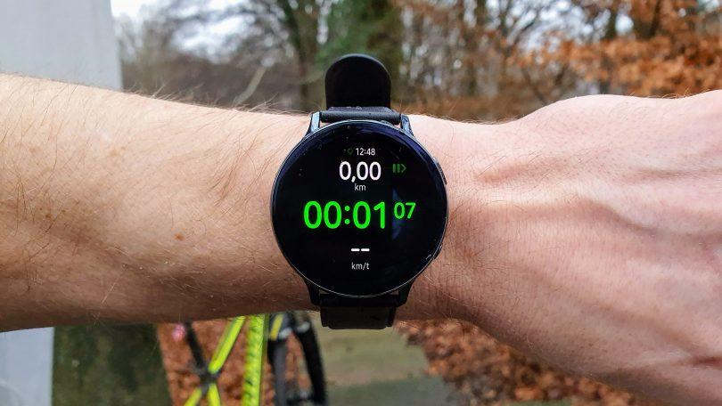 Billig Samsung Galaxy Watch Active – spar 1.500 kroner