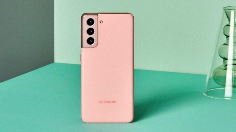 Pris på Samsung Galaxy S21 – den billigste variant