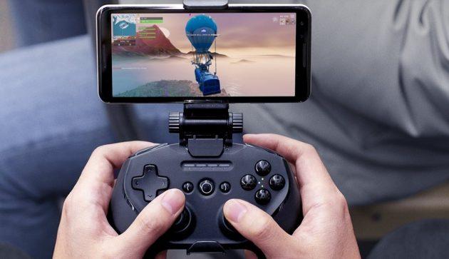SteelSeries Stratus Duo spilkontrol mobil