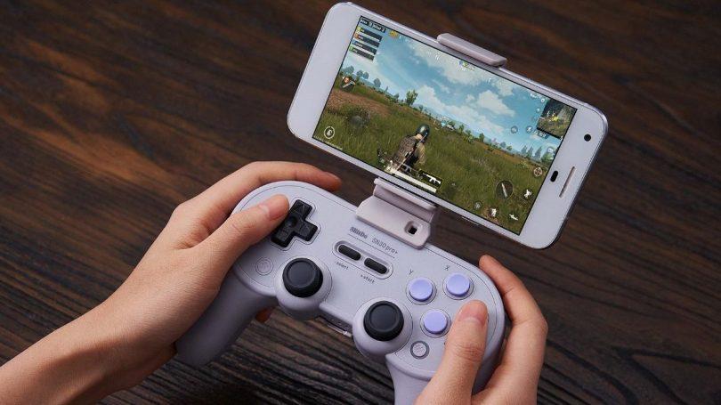 De bedste spilcontrollertil telefoner