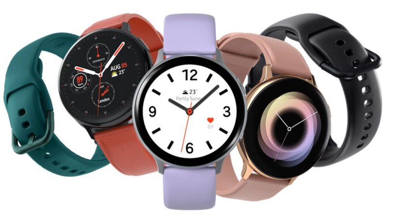 Billig pris på Samsung Galaxy Watch Active 2