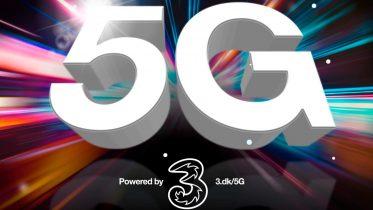 Disse 5G-mobilabonnementer tilbyder 3 og Oister