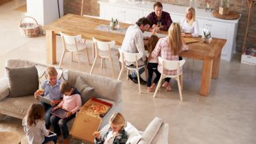 3Deling: Den mest fleksible abonnementsløsning til hele familien