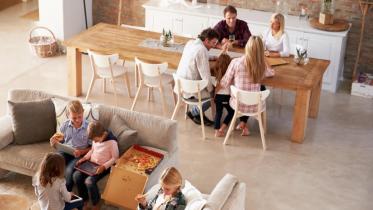 Mobilabonnementer til familien hos 3 – her er mulighederne