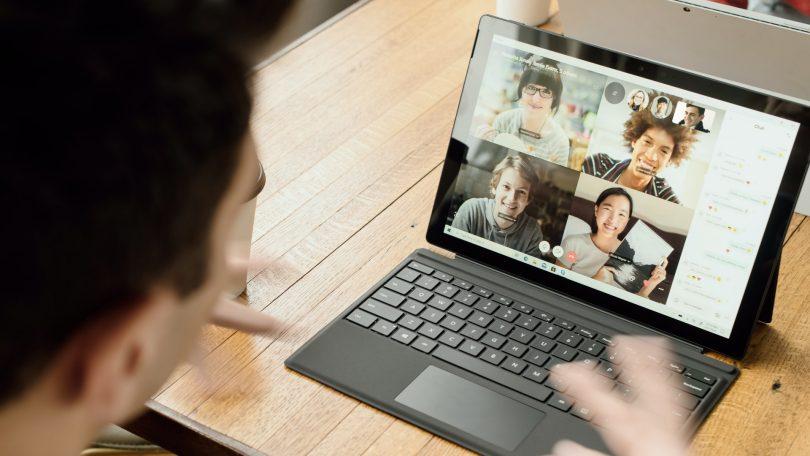 Sådan får du det bedste online videomøde