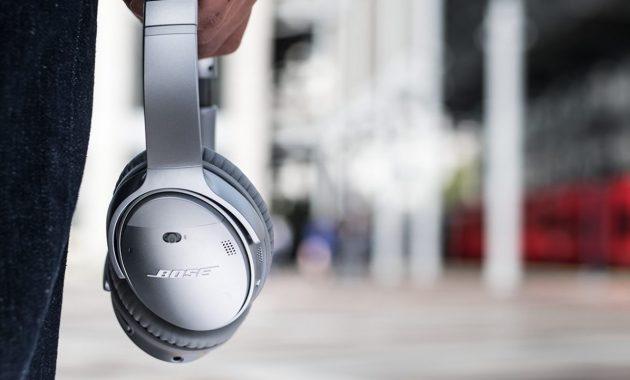 bose quiet comfort II bedste headset