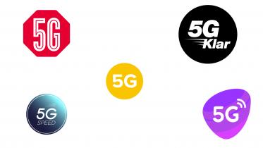Hvilke teleselskaber har et mobilabonnement med 5G?