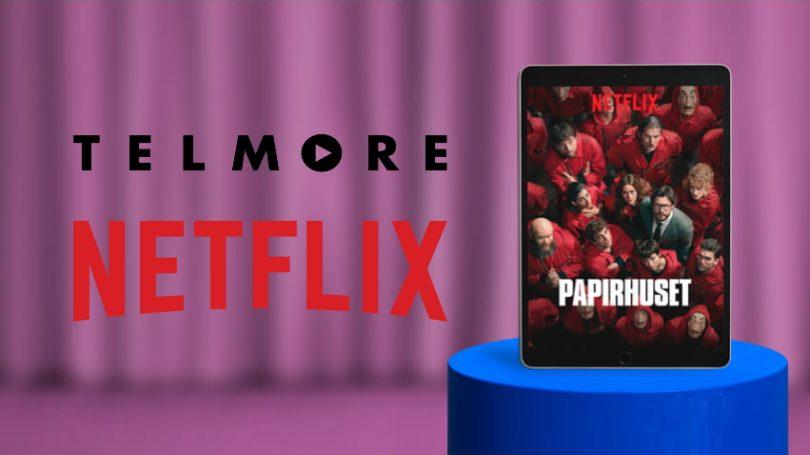 Hvad koster et mobilabonnement med Netflix?