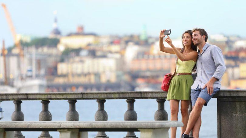 Danskerne bruger igen masser af mobildata i udlandet