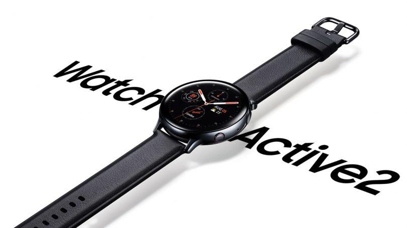 Billig Samsung Galaxy Watch Active 2 – spar op til 1.139 kroner