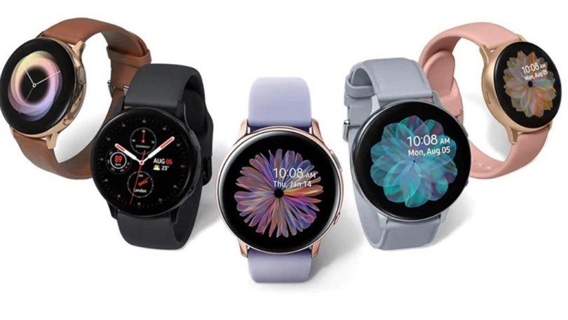 Samsung Galaxy Watch Active 2 har laveste pris nogensinde