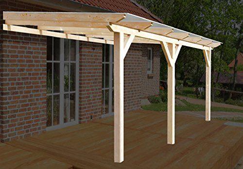 solidbasic 600 300 cm bxt leimholz terrassen berdachung stegplatten zubeh r unbehandelt. Black Bedroom Furniture Sets. Home Design Ideas