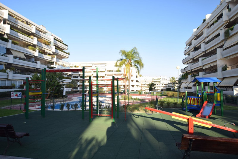 Golf apartment Guadalmina
