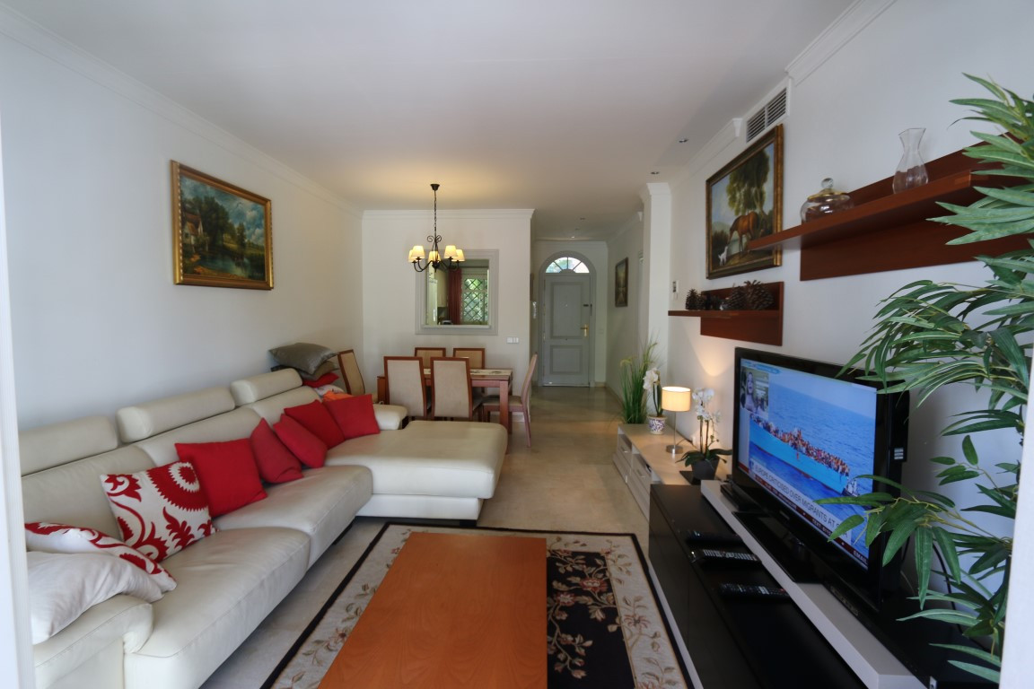 Aloha Gardens  Nueva Andalucia Holiday Rental close to amenities Puerto Banus and Beaches