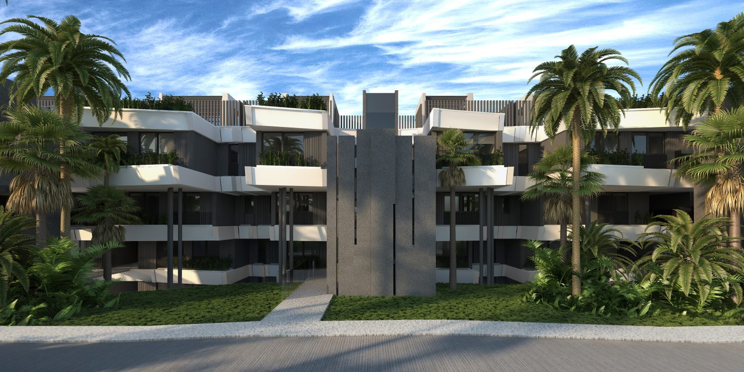 Apartments and Penthouses- La Resina Golf