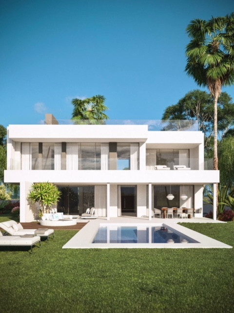 Villas Antiguas  – Cancelada , New Golden Mile, Estepona
