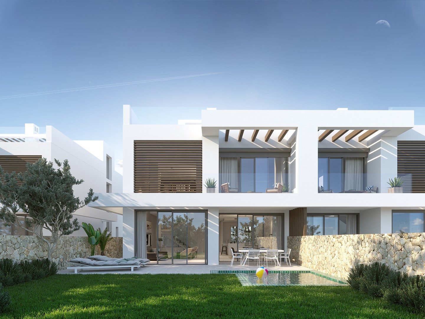 Boutique development of 6 luxury residences ont the 8th hole  with stunning sea views – Cabopino, Marbella