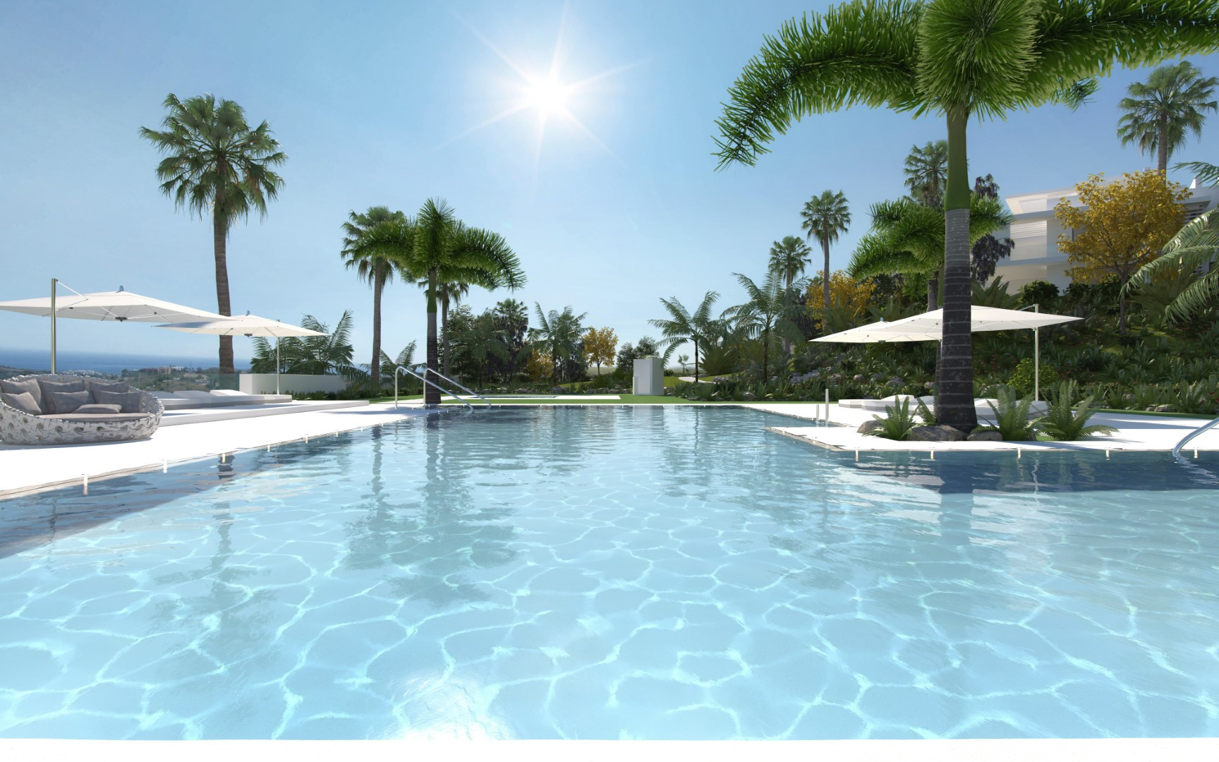 Mediterranean Luxury New Development in Casares with Private Beach at Your Doorstep