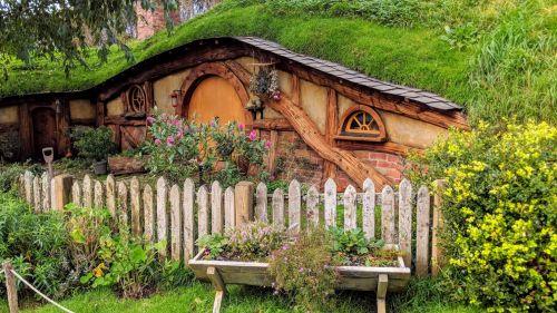 Test z lektury Hobbit, czyli tam i z powrotem
