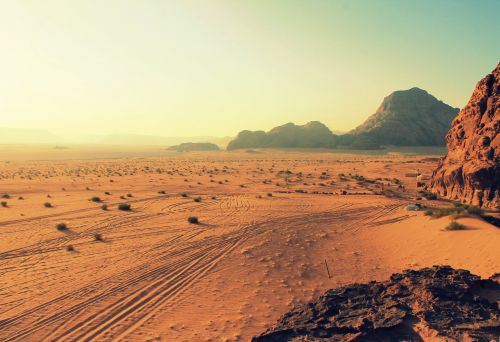 Test z lektury W pustyni i w puszczy