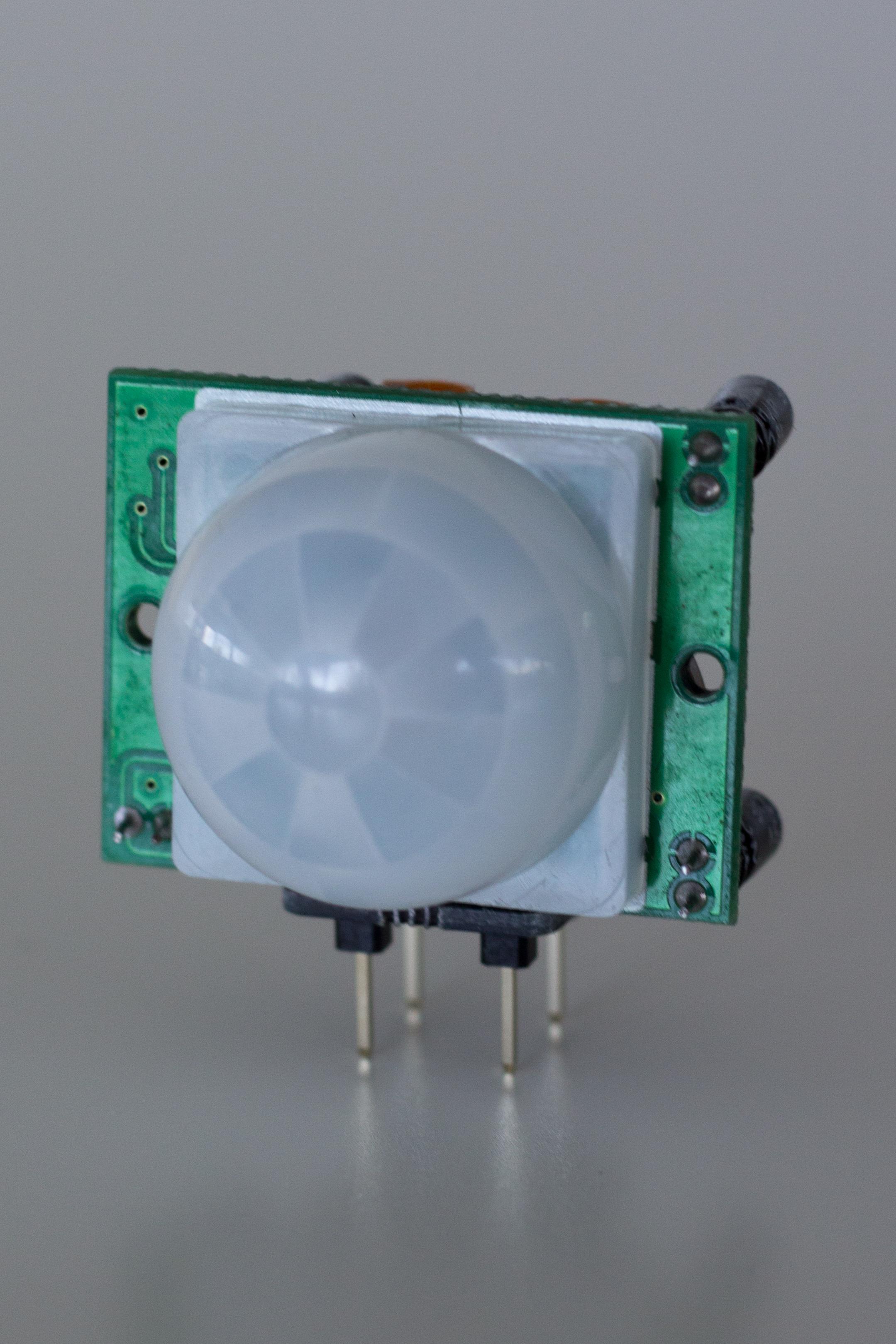 photo brique détecteur de mouvement