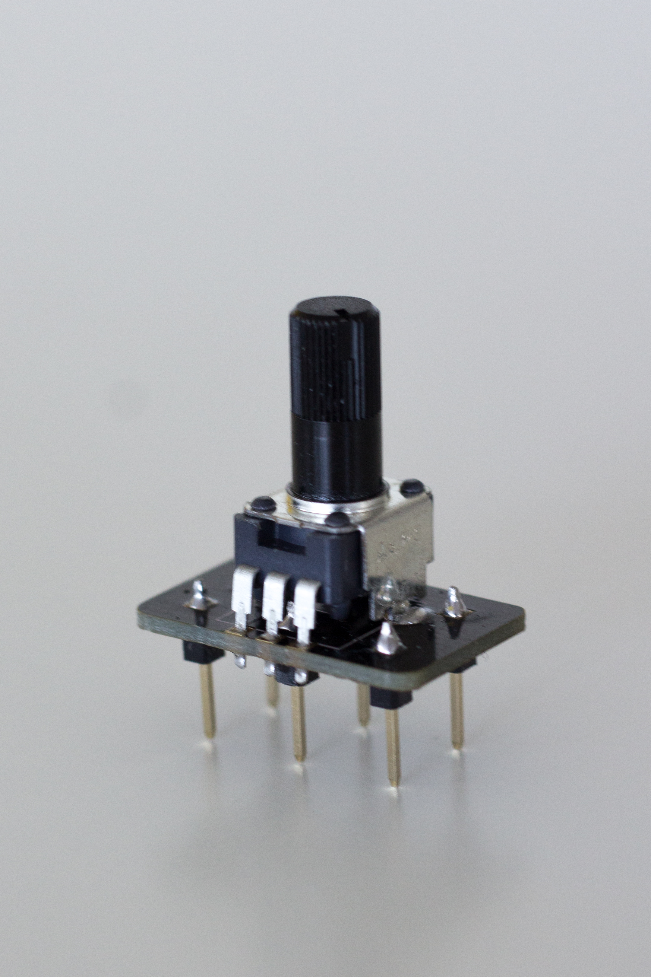 photo brique potentiomètre