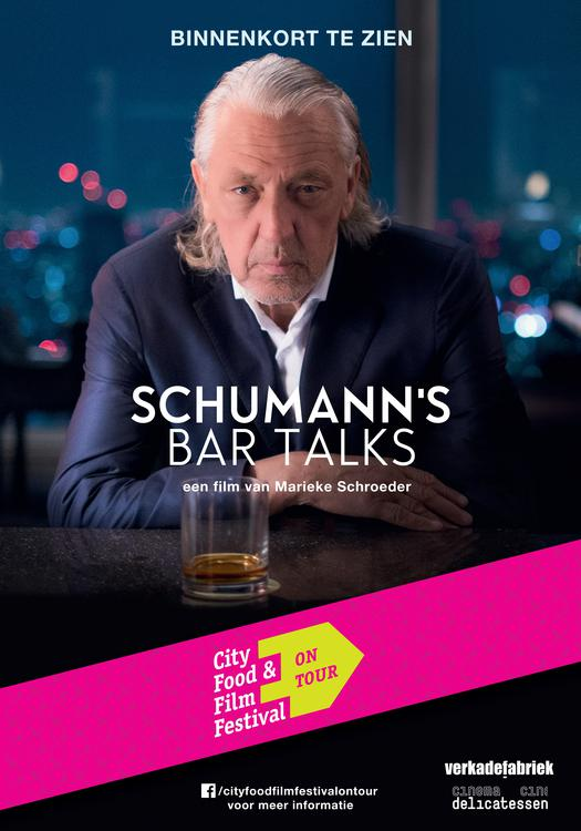 Schumann's Bar Talks (CFFF on Tour)
