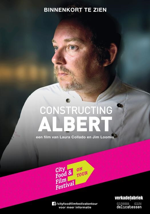 Constructing Albert (CFFF on tour)