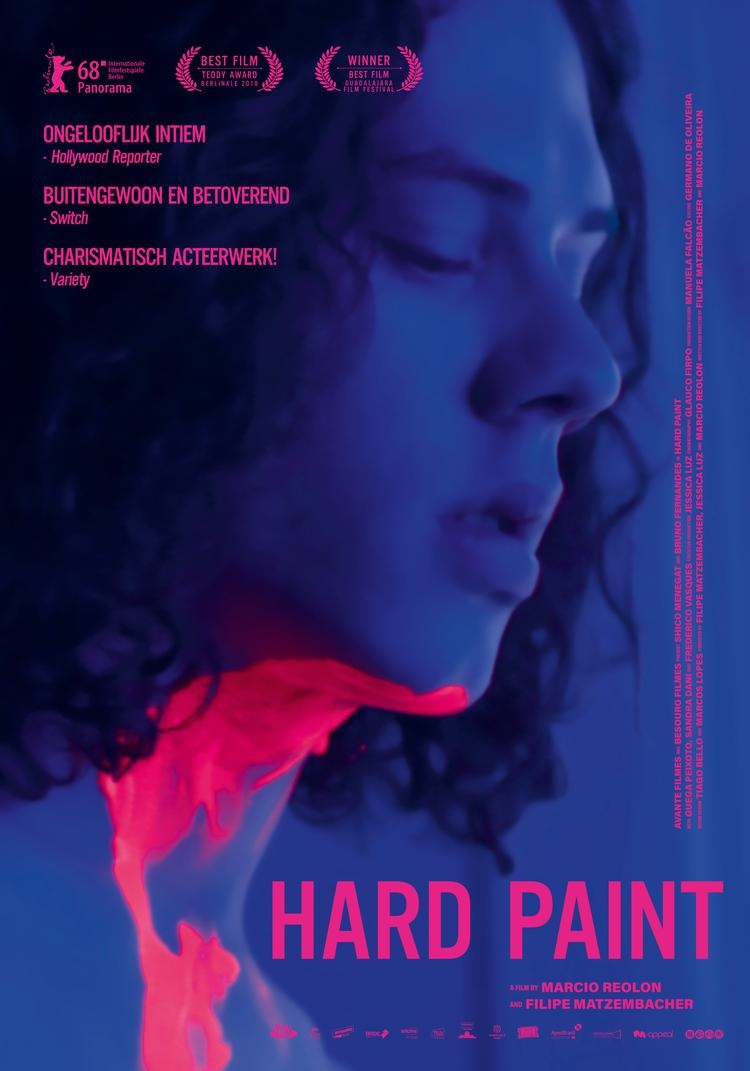Gay Film Special: Hard Paint