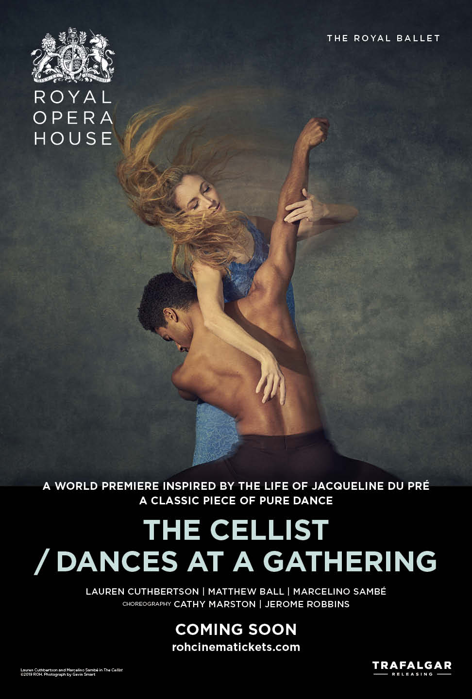 ROH Dances at a Gathering (The Royal Ballet)