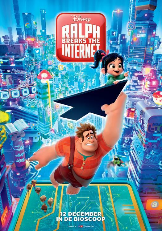 Ralph Breaks The Internet (NL)
