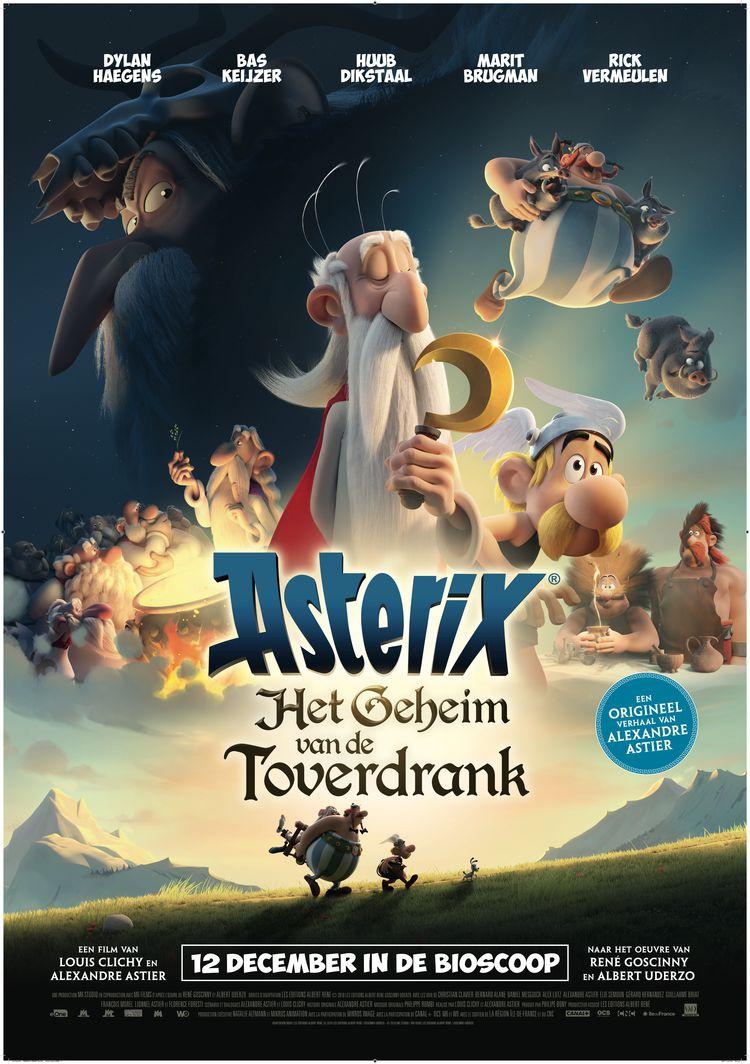 Asterix - Het Geheim van de Toverdrank (2D)