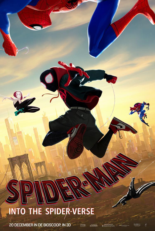 Spider-Man: Into The Spider-Verse (3D NL)
