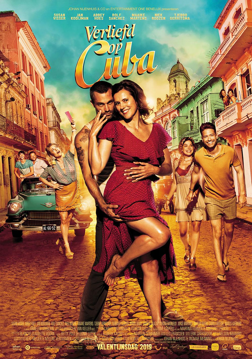 Ladies Night: Verliefd op Cuba
