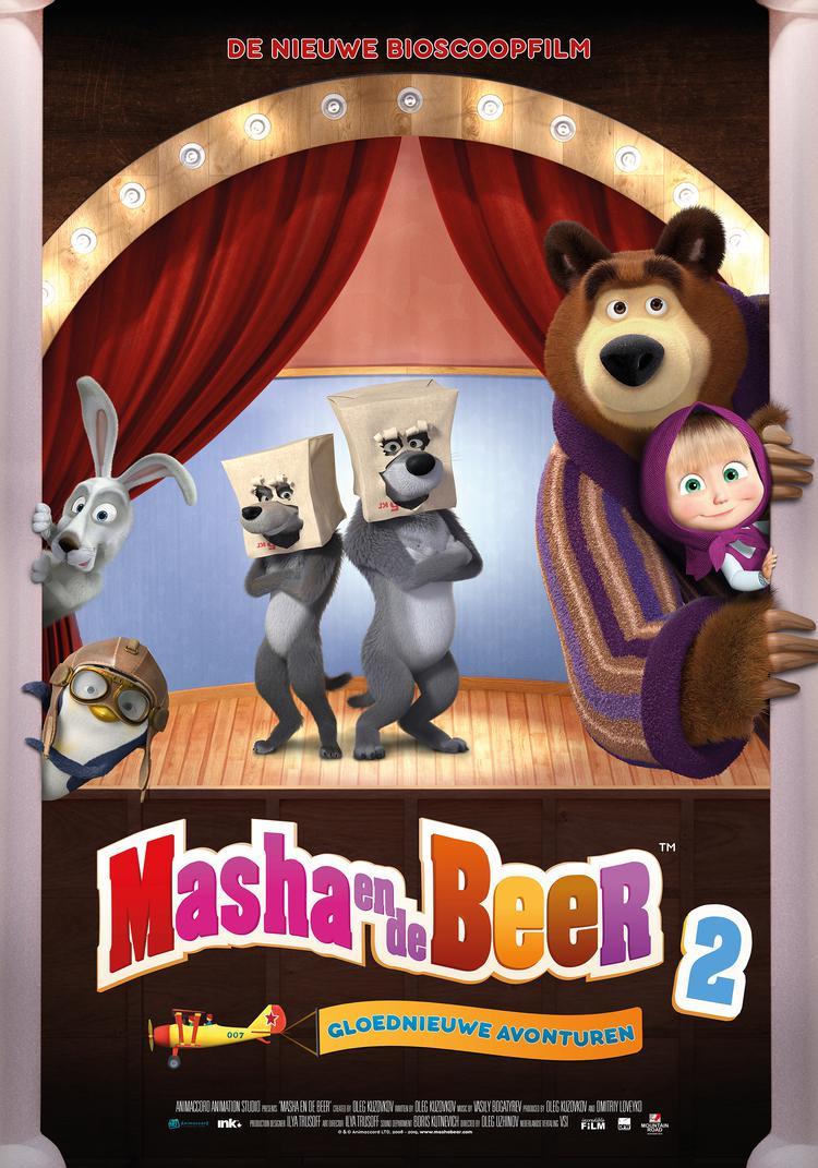 Masha en de Beer 2