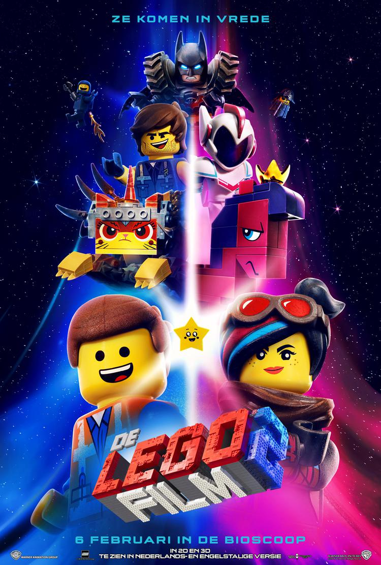De Lego Film 2 3D