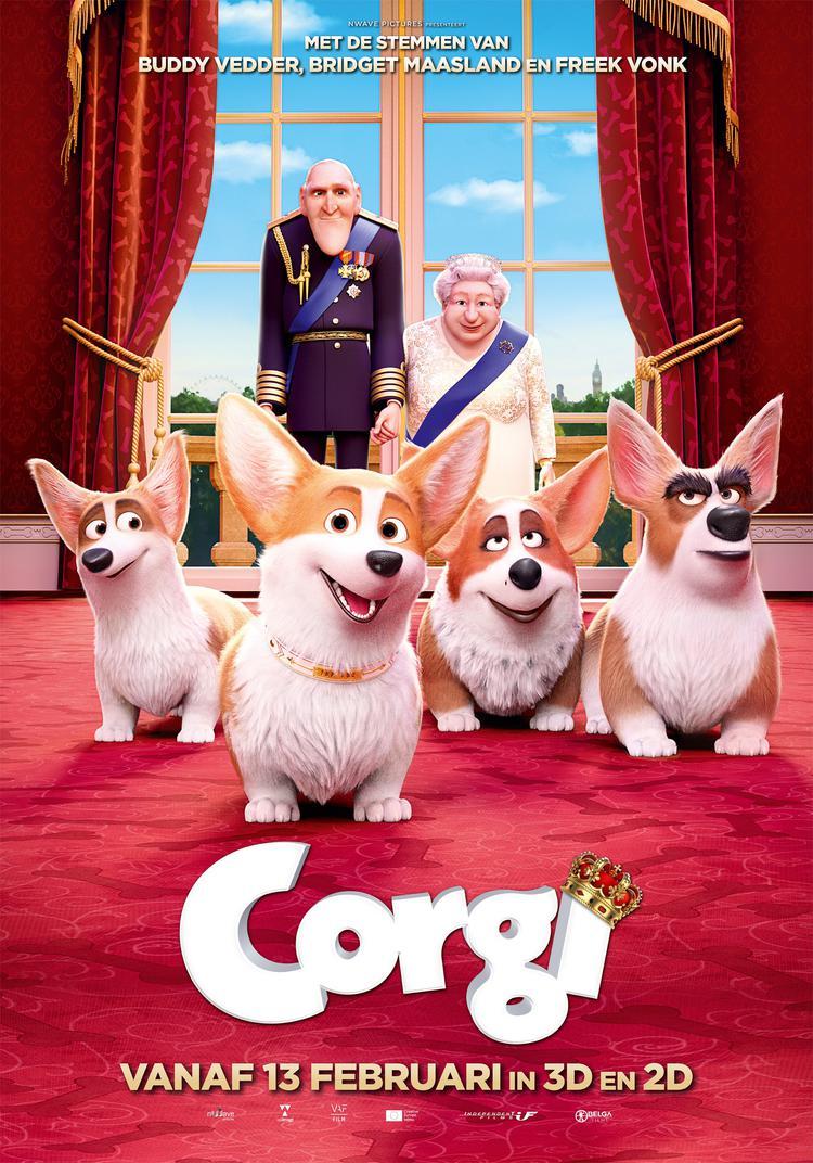 Corgi (3D NL)