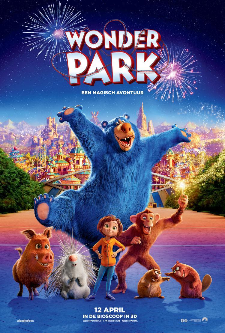 Wonder Park (3D NL)