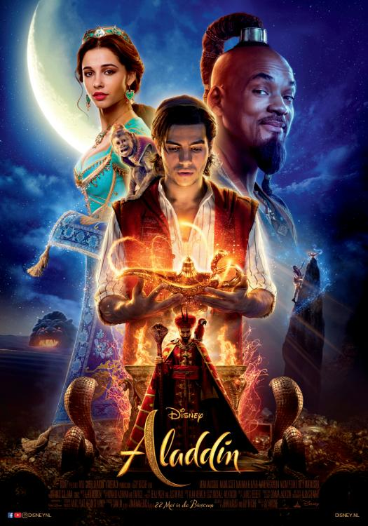 Aladdin (3D OV)