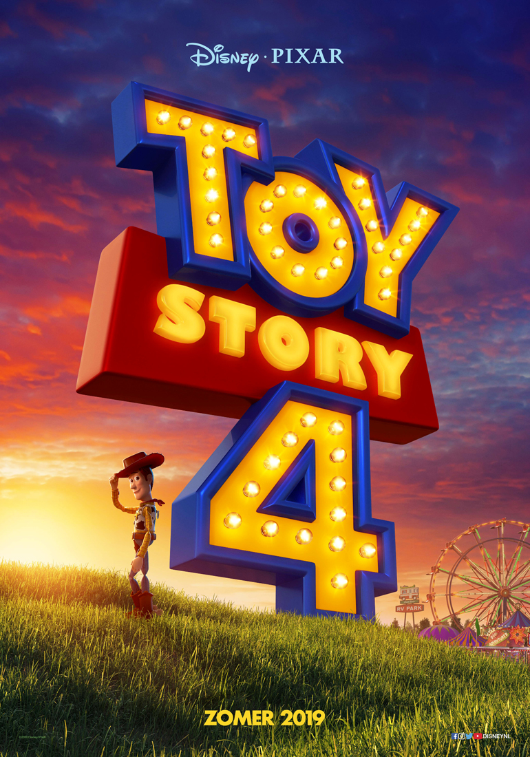 Toy Story 4 (2D NL)