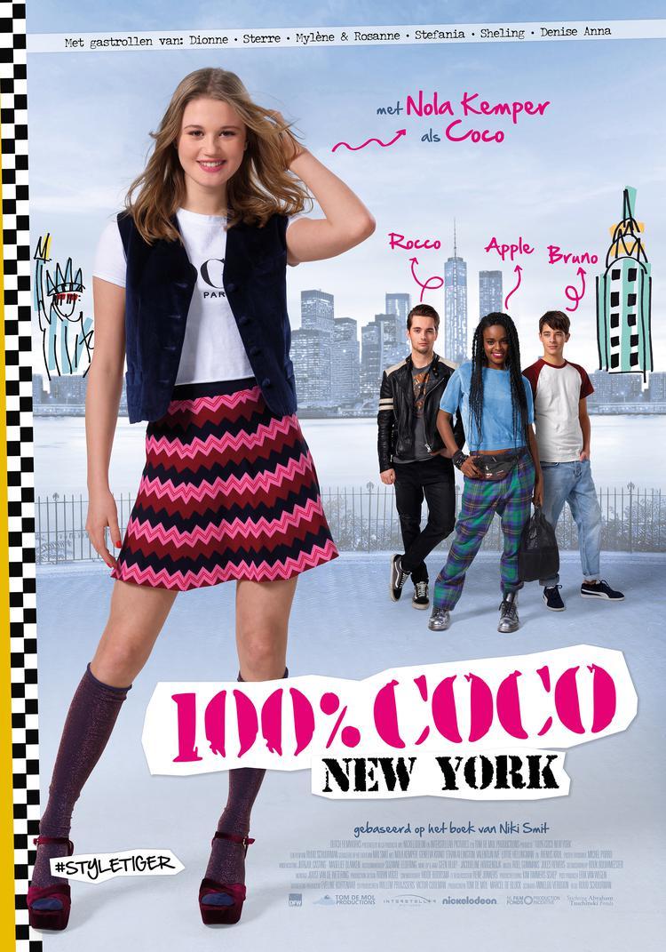 Girls Night: 100% Coco New York
