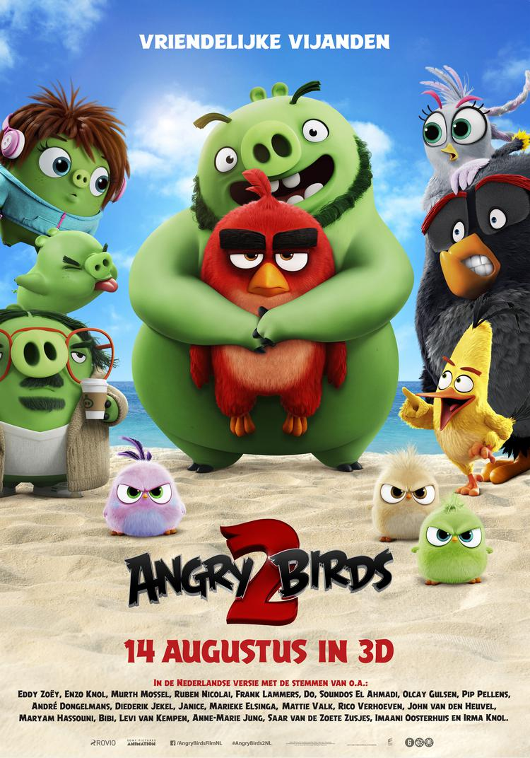 Angry Birds 2 (3D NL)
