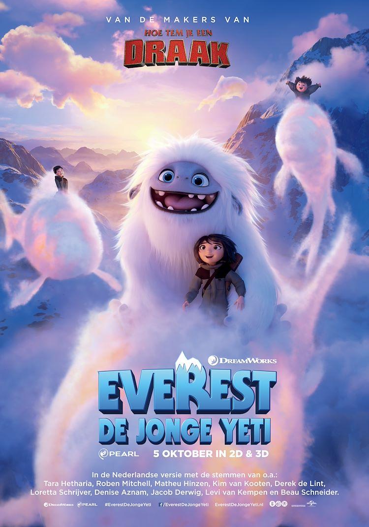 Everest: De Jonge Yeti 3D