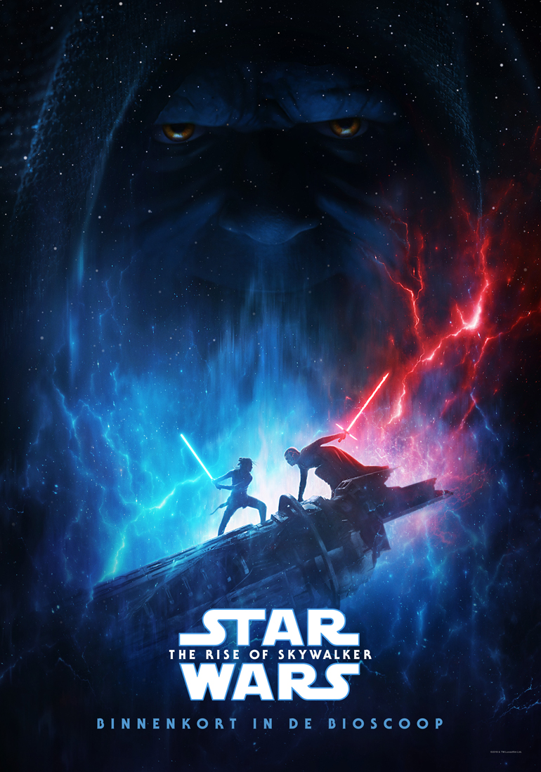 Star Wars : The Rise of Skywalker 3D