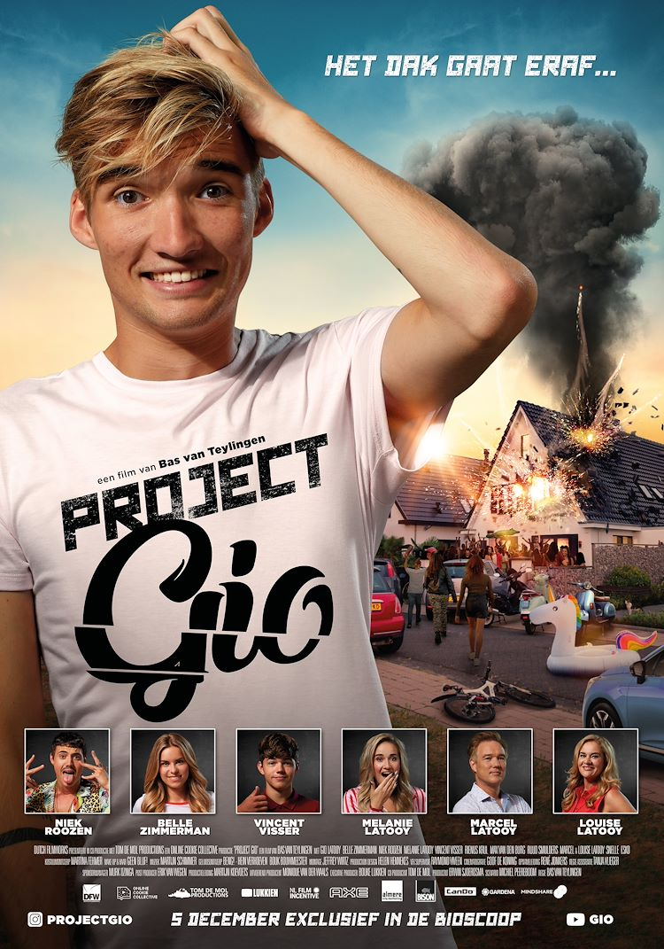 Friends Night: Project Gio