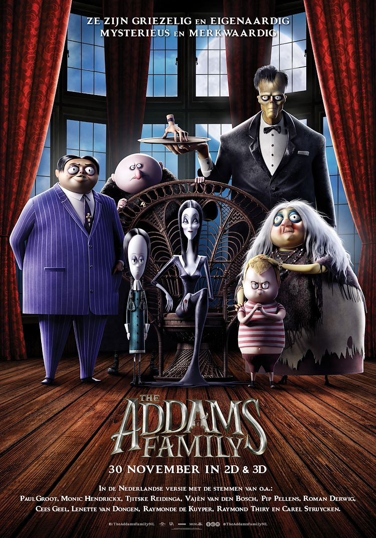 The Addams Family (NL)