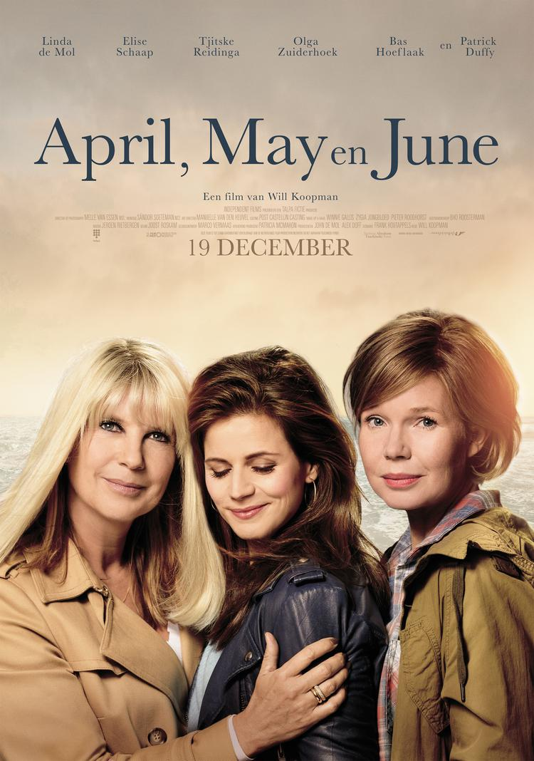 Christmas Special: April, May en June